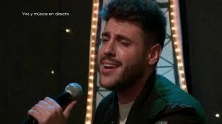 Acústico Antonio José (Me equivocaré) en Toni Rovira y Tú