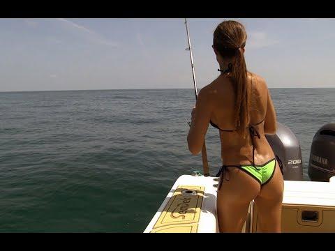Makrelfiskeri med Luiza