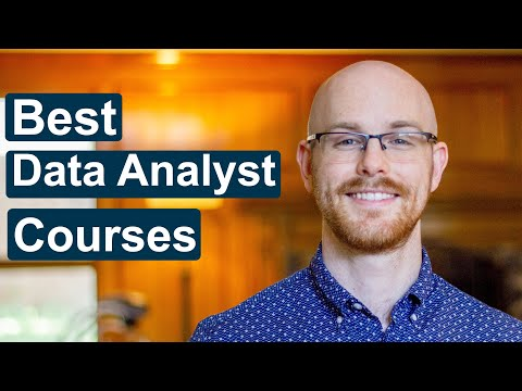 Best Online Courses for Data Analysts