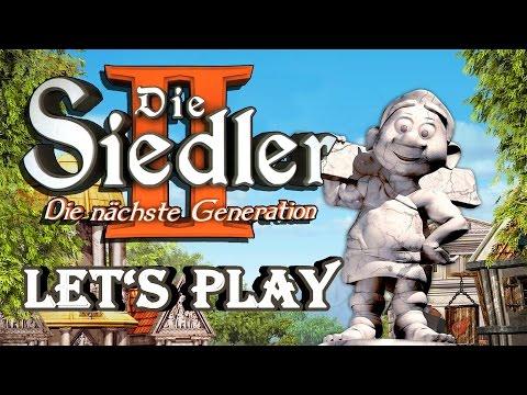 DIE SIEDLER 2 - DIE NÄCHSTE GENERATION [60fps] #001 - Der zweite Aufbruch ★ Let's Play Siedler 2
