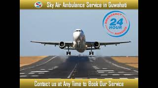 Modern Air Ambulance in Kolkata with Responsible Medical Team