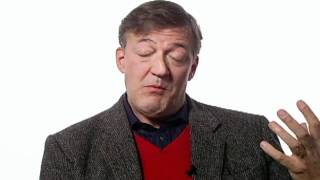 """Stephen Fry: """"An Uppy-Downy, Mood-Swingy Kind of Guy"""" 