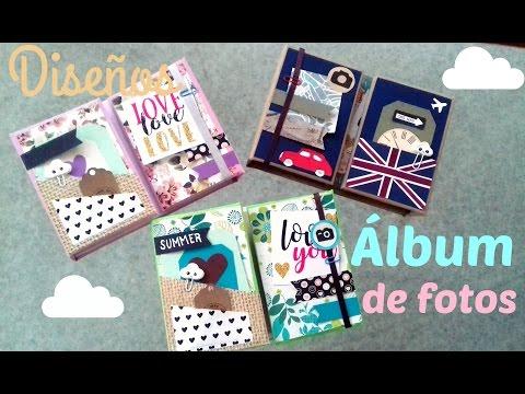 Álbum de fotos ♡ Diseños para tu Álbum de fotos ♡
