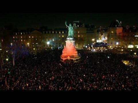 Γαλλία: Στους δρόμους κατά του αντισημιτισμού