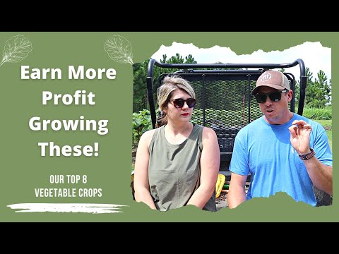 , title : 'The Most Profitable Crops to Grow for a Small-Scale Market Garden