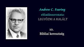 10. Bibliai keresztség