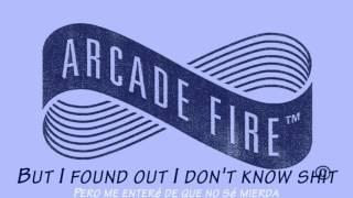 Arcade Fire - Electric Blue (Lyrics) (Subtitulada) (Español) (Letra) (Sub)