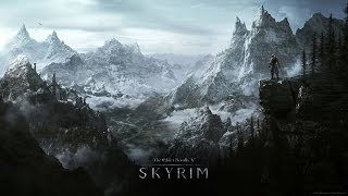 TES V Skyrim Выход за карту Виндхельма