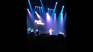 Josh Kelley - Naleigh Moon (live)
