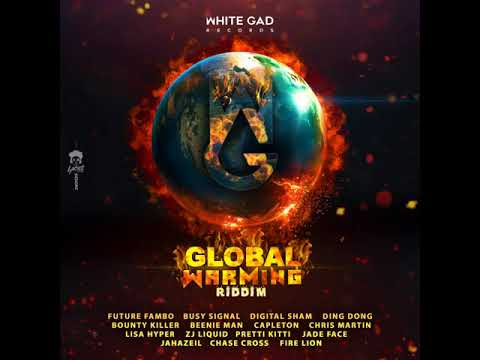 Global Warming Riddim Mix (Full) Feat. Busy Signal  Chris Martin  Beenie Man  Capleton.