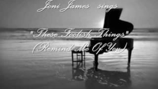 Joni James -  These Foolish Things Remind Me Of You (With Lyrics)