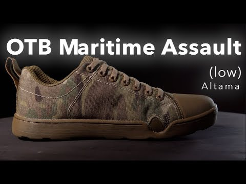 OTB Maritime Assault Boot (low) – Altama