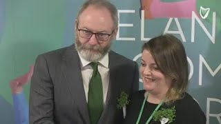 VIDEO: 'We'll suffer with smiles on our faces' - St Patrick's Day parade Grand Marshal Liam Cunni...
