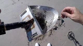 Metal Detecting Daytona Beach Speed Weeks