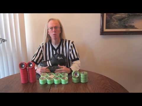 Roller skate and roller derby wheel reviews with the Lone Ref