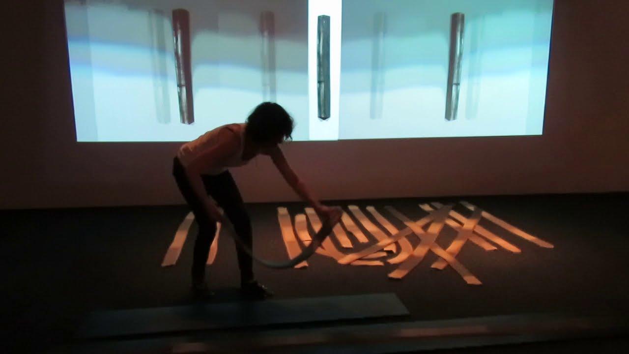 ceramic art installation by agnes husz