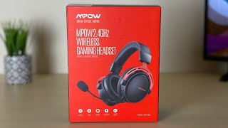 MPOW Wireless Gaming Headset Review
