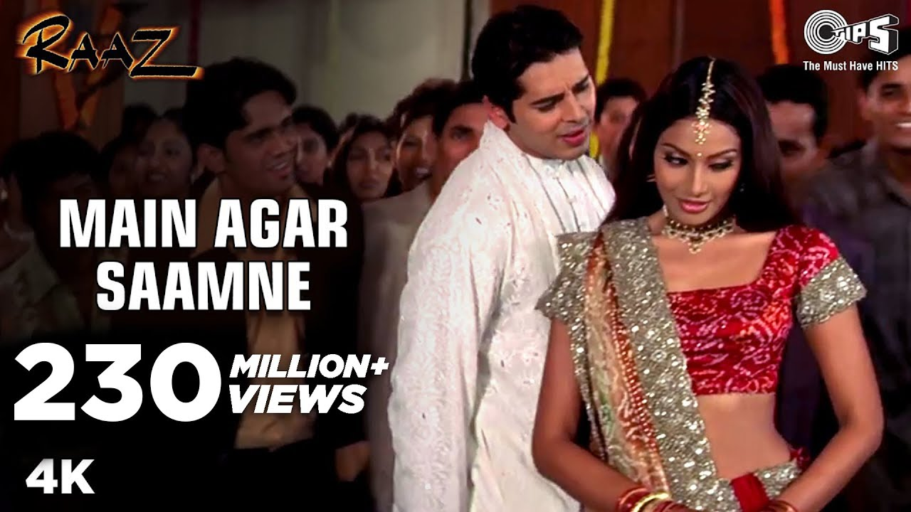 Tum Agar Samne Hindi lyrics