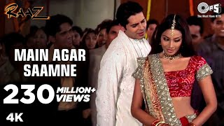 Raaz - Tum Agar - Full Song - Bipasha Basu - Official - HQ