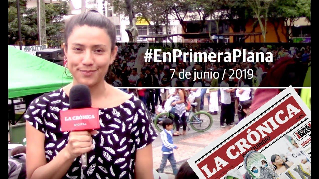 En Primera Plana: lo que será noticia este sábado 8 de junio