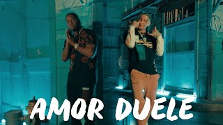Amor Duele - Lary Over (Video)