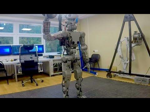 العرب اليوم - شاهد: روبوت روسيا المُقاتل يستفز المُصنعين حول العالم