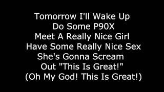 Bruno Mars - The Lazy Lyrics