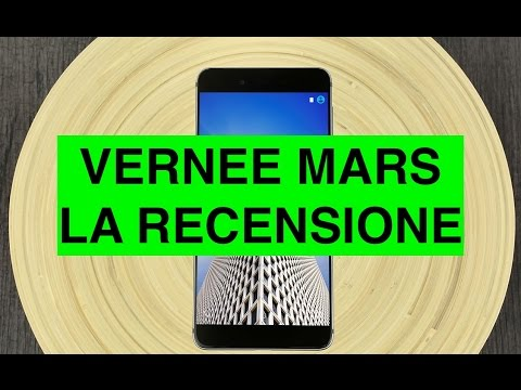 Unboxing e recensione Vernee Mars