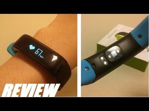 REVIEW: Culturesin HR Blood Pressure Fitness Tracker!