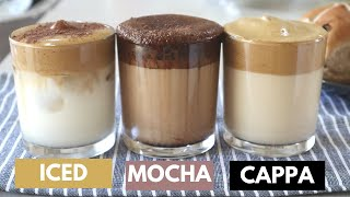 Dalgona Coffee Recipe | How To Make Whipped Coffee | Frothy Coffee
