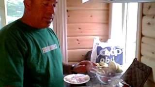 Poor Mans Lobster Halibut Recipe