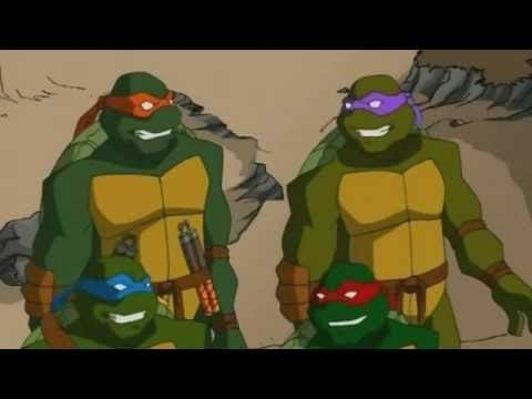 New TMNT - Teenage Mutant Ninja Turtles Cartoon - The Battle Nexus Movie
