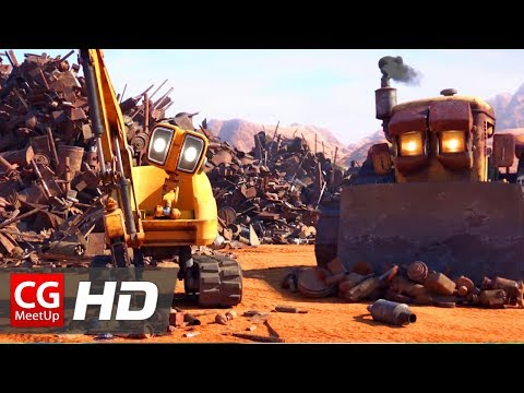 "CGI Animated Short Film: ""Mechanical"" by ESMA 