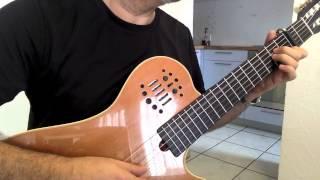 """"""" AYRILIK """" Guitar Cover"""