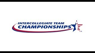 Bowling USBC Men's Intercollegiate Team Championship 2019 (HD)