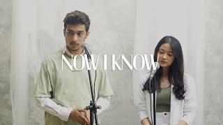 NOW I KNOW Kaleb J COVER by Indah Aqila ft Aziz Hedra...