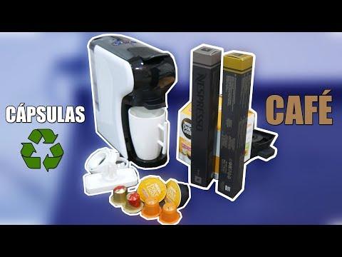 Si tienes o incluso vas a comprar una CAFETERA de CÁPSULAS mira este vídeo