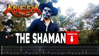 Angra - The Shaman (Guitar Cover by Masuka W/Tab)
