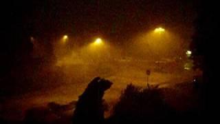 preview picture of video 'Unwetter Viernheim 09.06.2010 20:50 Uhr'