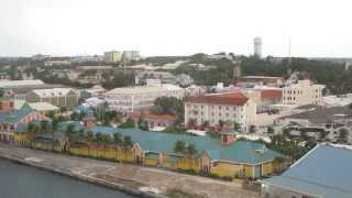 preview picture of video 'The Bahamas port of Nassau highlights overview'