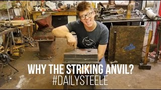 The Striking Anvil