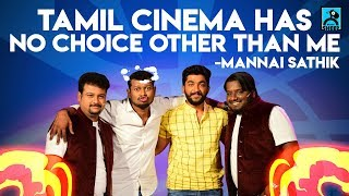 Tamil Cinema Has No choice Other Than Me | Chutty vicky | Blacksheep