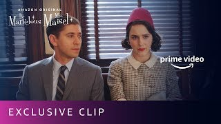 Mr. and Mrs. Maisel Go To Divorce Court | Prime Video