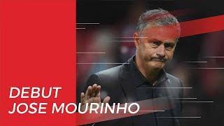 Debut Jose Mourinho di Pertandingan Tottenham Hotspur Melawan West Ham