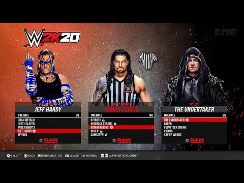 WWE 2K20 Modes & Matches That 2K Forgot About & Ignored For Years (WWE 2K20 List)