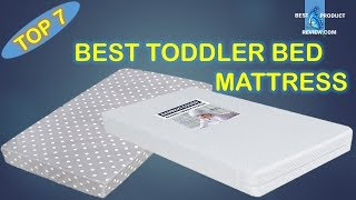 Best Full Size Mattress for Toddler Top 7 Best Full Size Bed Mattress for Toddler.