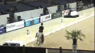 Sanne Vos en TC Champ of Class DVB Freestyle Drachten - YouTube