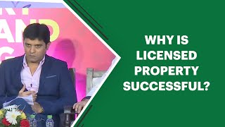Why is licensed property successful?...