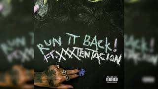 Craig Xen & XXXTENTACION   RUN IT BACK! (8D Audio)