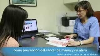 Ginecología en el Centro Clínico Betanzos 60 - Centro Clínico Betanzos 60